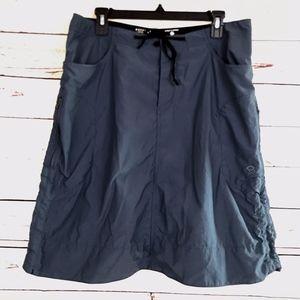 Mountain Hardwear | Gray Activewear Nylon Skirt